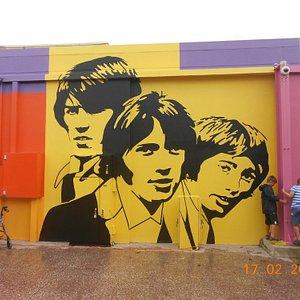 Bee Gees Way.
