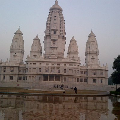 Radhakrishna Temple Kanpur
