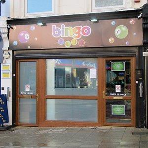 Bingo Plus, Aldershot