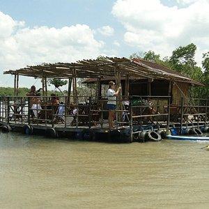 restaurante/ilha