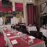 Quaint little bistro/restaurant
