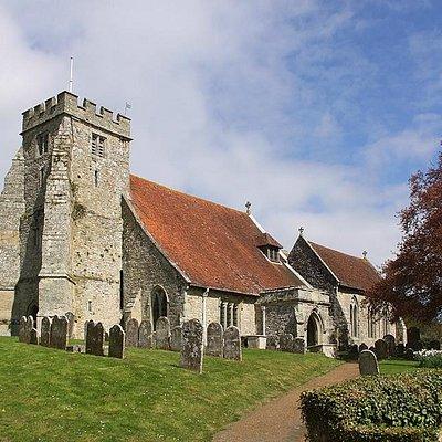 Church of St.George, April