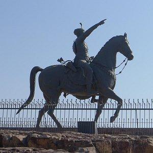Rao Jodha Ji Statue
