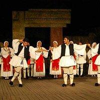 Provided by: Dora Stratou Greek Dances Theatre