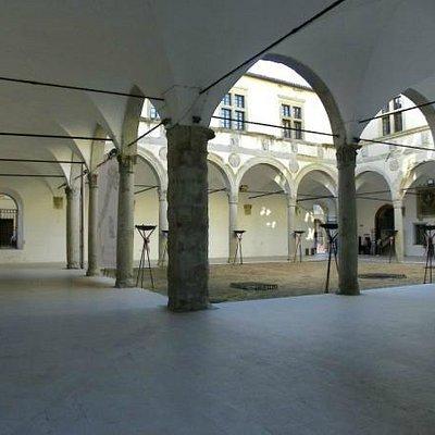PALAZZO DUCALE - (XV sec) sede dell'Università di Camerino