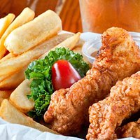 chicken fingers, our signature