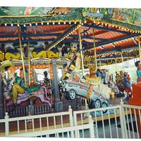 this is the carousel in 1999