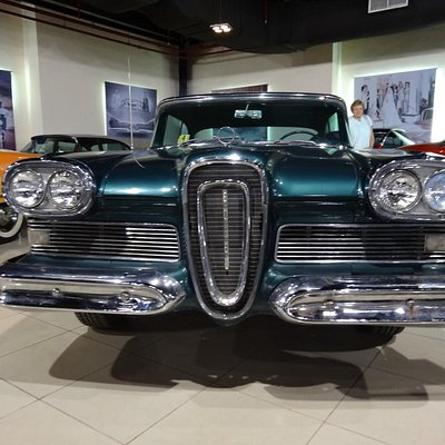 Who doesn't love the Edsel