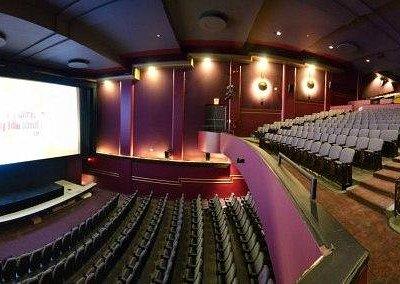 700-seat modern cinema.