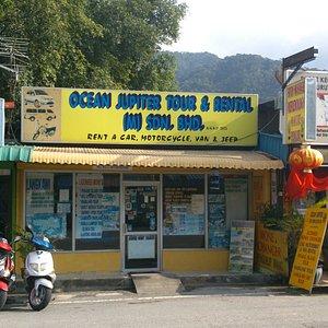Office at Batu Ferringhi