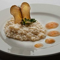 Risotto alle mele Golden