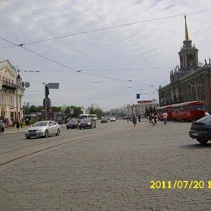 """Свердловский """"Кремль"""""""