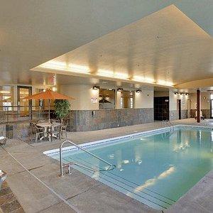Indoor Heated Mineral Pool & Spa