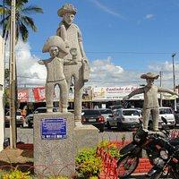 Monumento ao feirante