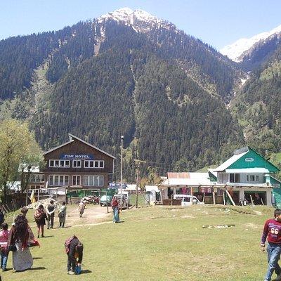 chandanwari village