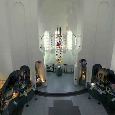 Музей хрусталя и лаковой миниатюры, г. Владимир