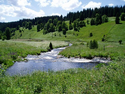 Near Kvilda