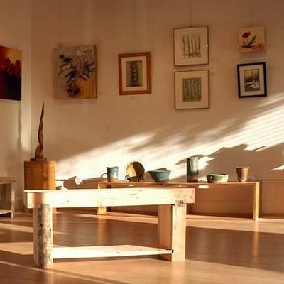 Siskiyou Arts Council Gallery & Cultural Center