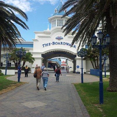 Main Beach Gate