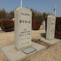 UN Memorial Headstones