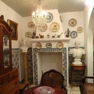 The main room. .