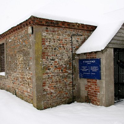 Gallery in the snow