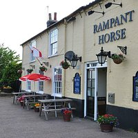 The Rampant Horse