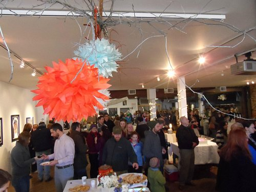 From our Feb Fire & Ice event