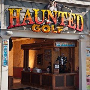 Haunted Golf Ocean City, NJ