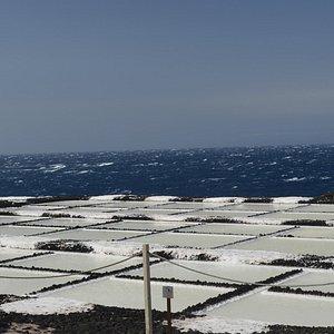 Salinas marinas