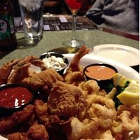 Seafood Appetizer.......Yum