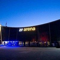 ZF Arena in Friedrichshafen