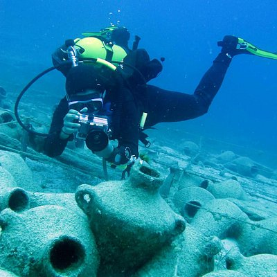 Archaeological Sites for Diving