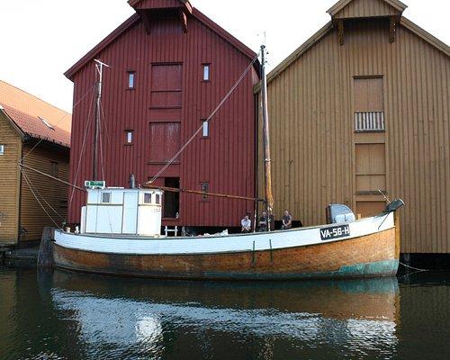 Flekkefjord museum og Solstrand. Foto Vest-Agder-museet