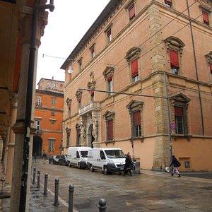 Palazzo Davia Bargellini-Bologna