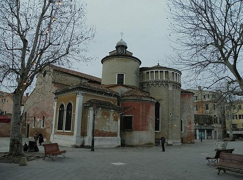 Chiesa di S. Giacomo all'Orio, Santa Croce, Venezia