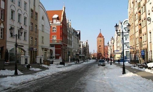 Старый город Эльблонг