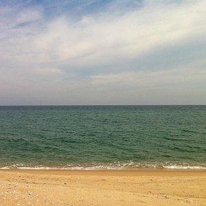 Attractive beachof Korea, Gyeongpo Beach