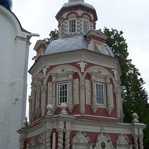 Часовня Пятницкого колодца (Надкладезная Церковь)