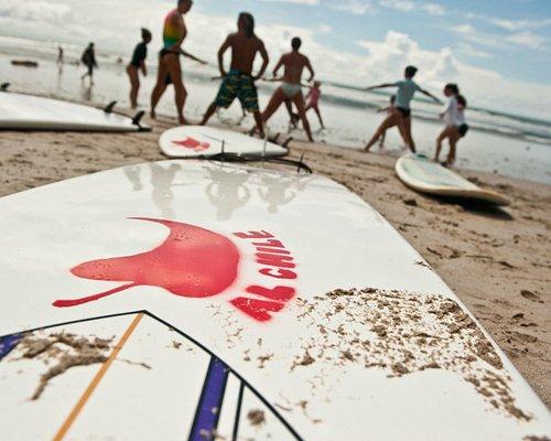 Al Chile Surf Lessons