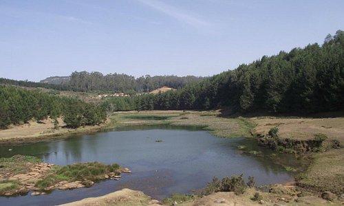 Surroundings of Pykara falls