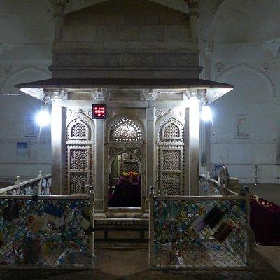 la tombe de Ghaus Mohammed