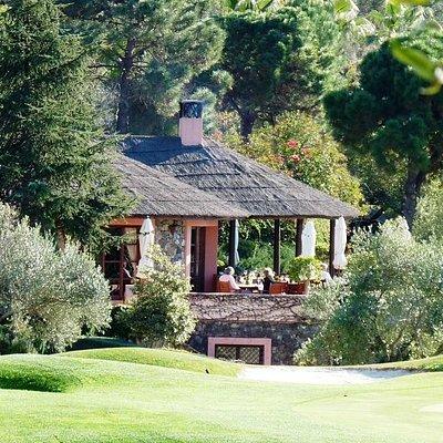 Club House Marbella Club Golf Resort