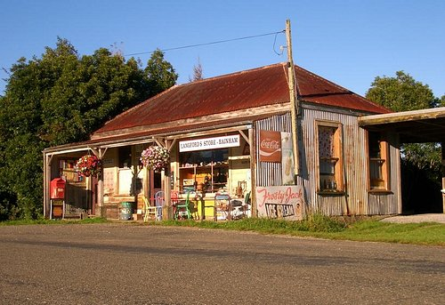The Langford Store and Post Office