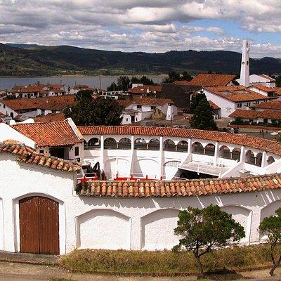 The Guatavita Town