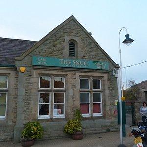 The Snug, Carnforth Station