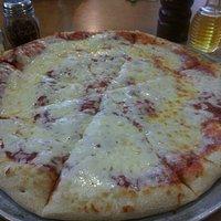 Fresh Pizza dough made daily