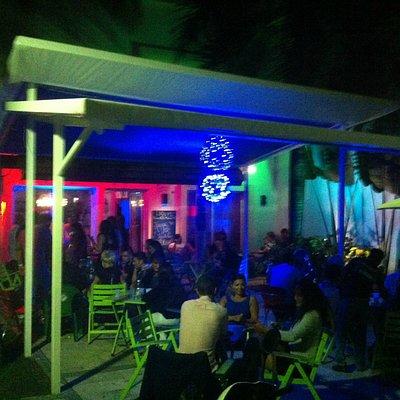 Evening at Liqui2
