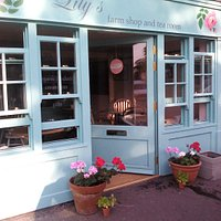 Lily's Tearoom, Dorchester-on-thames