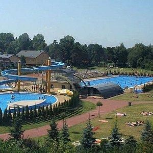 Park Wodny Moczydlo